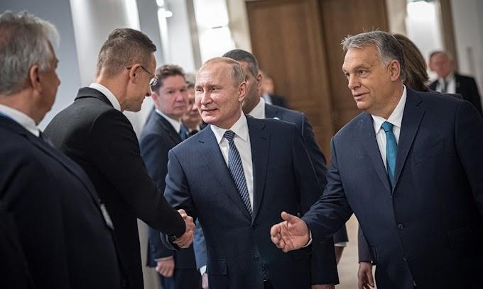 Magyarország nem tekinti Oroszországot biztonsági fenyegetésnek