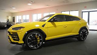 MAGAZIN CAR DESIGNS: Attractive Super SUV with 650 hp Lamborghini Urus 2019