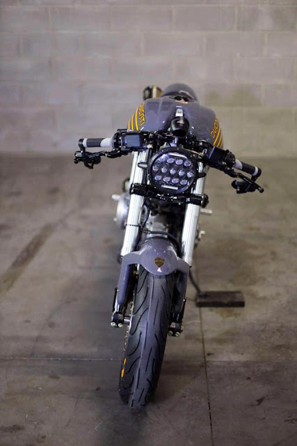Ducati Monster By Iron Pirate Garage Hell Kustom