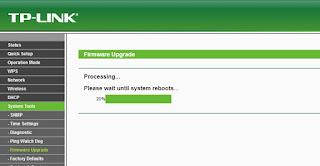 Podmiana fabrycznego oprogramowania na OpenWRT