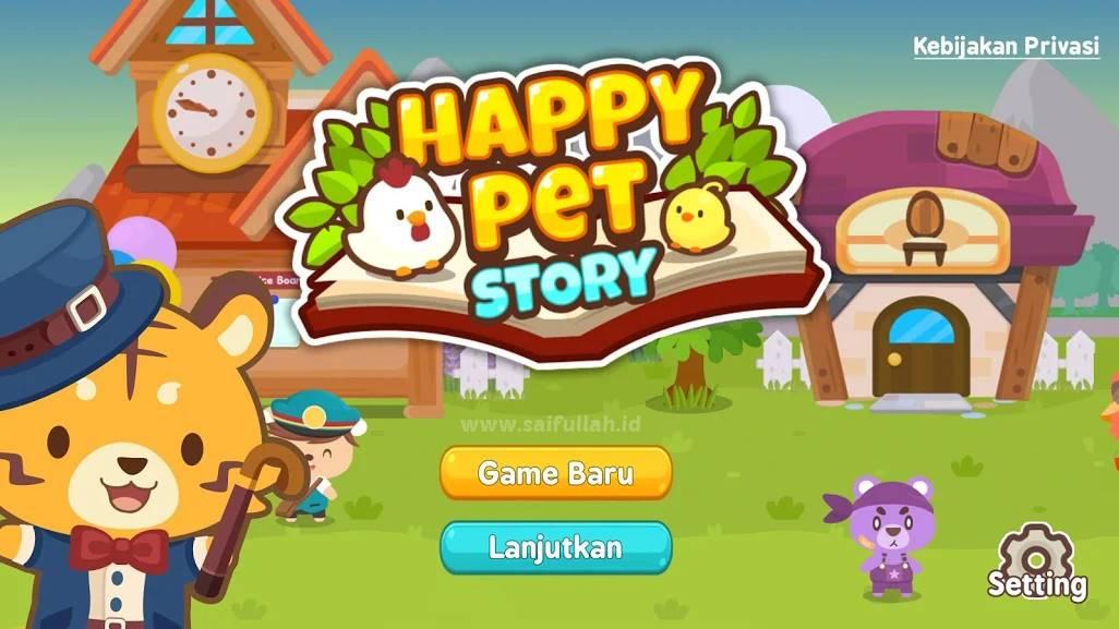 Happy Pet Story: Peliharaan Virtual (MOD, Unlimited Money) 2.1.4.apk