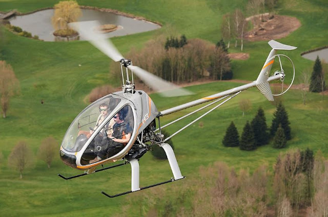 Dynali H3 Sport ultralight helicopter