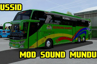 "Mod Sound Mundur ""Truck Cakep"" BUSSID"