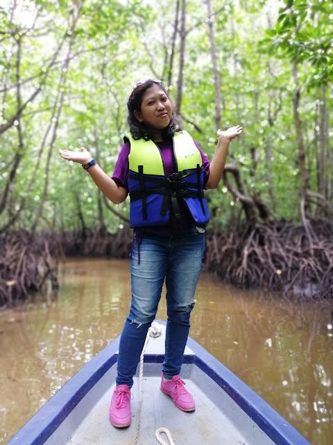 Keindahan Hutan Mangrove di Pulau Bintan