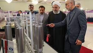 Iran announces withdrawal from nuclear deal