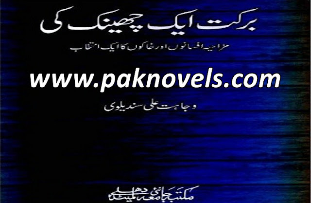 Urdu Book By Wajahat Ali Sandelvi