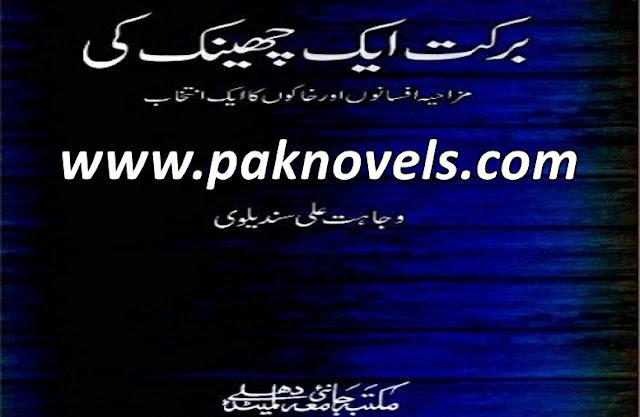 Urdu Book By Wajahat Ali Sandelvi