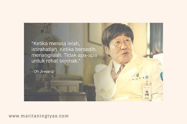 quote IOTNBO dari direktur rumah sakit oh ji wang