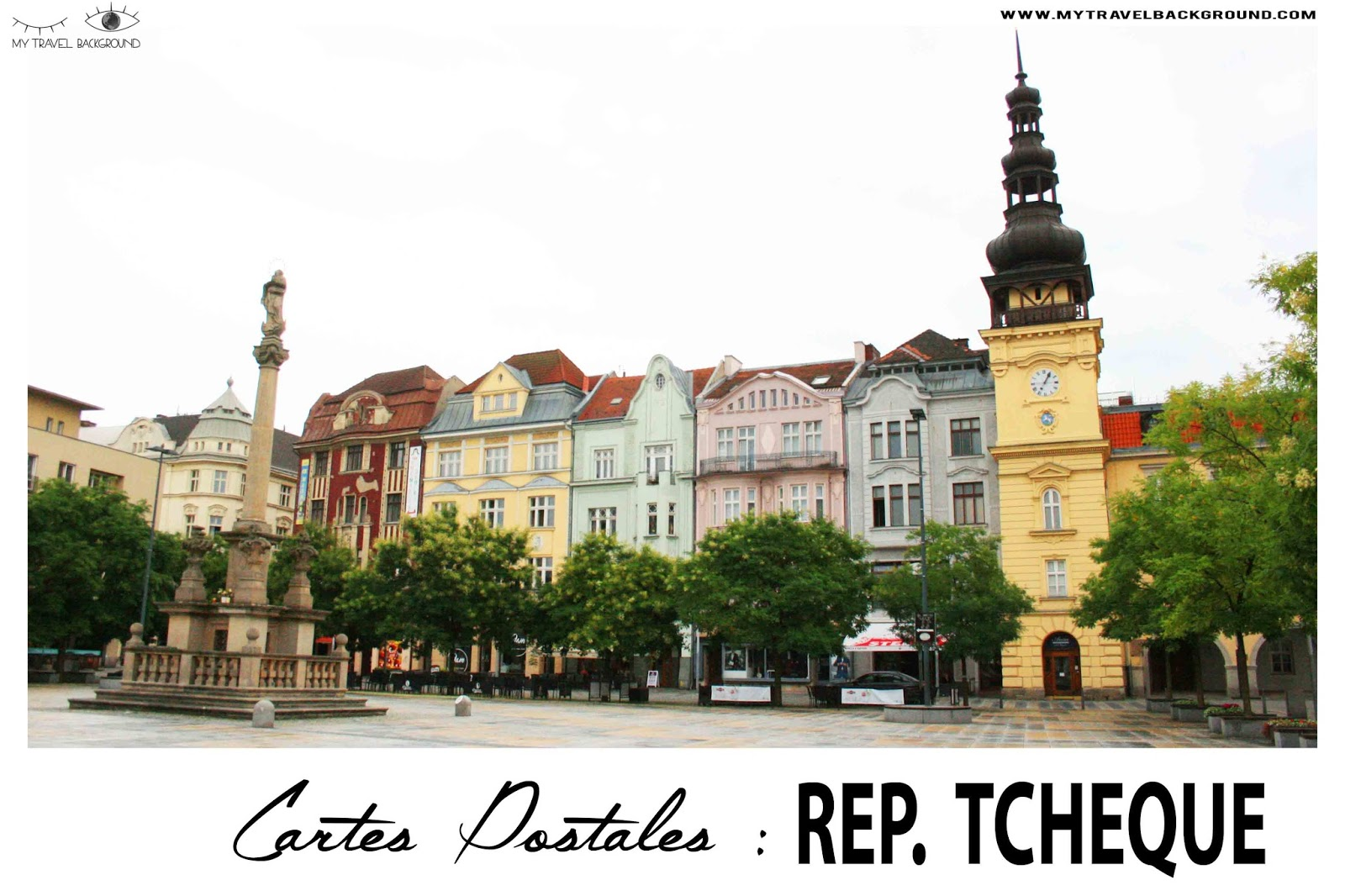 My Travel Background : cartes postales de République Tchèque