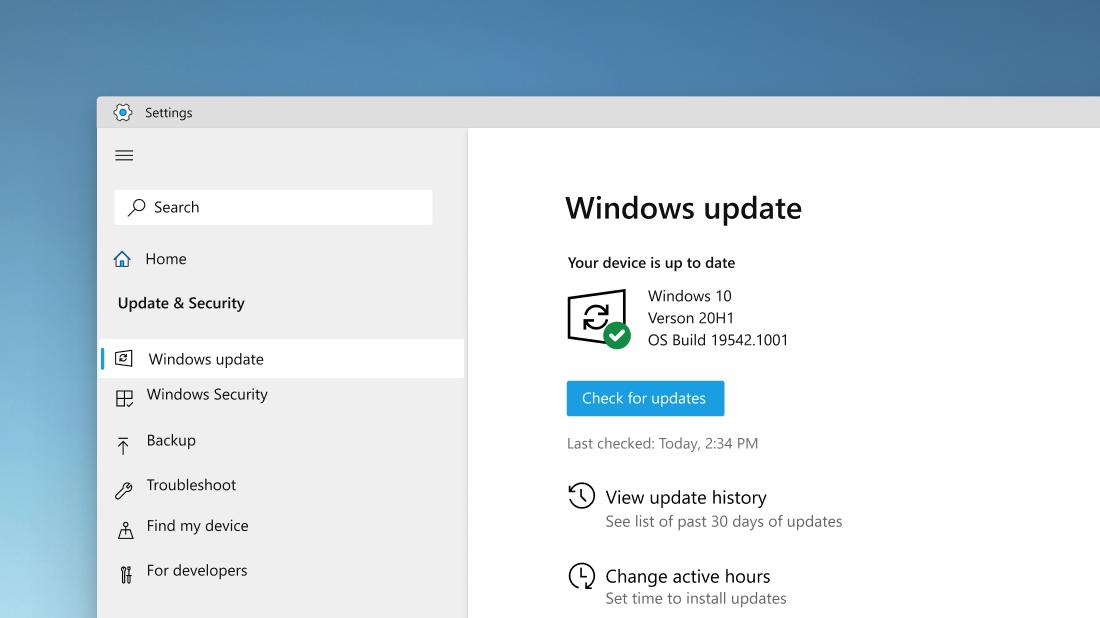 Primi assaggi della nuova UI di Windows 10