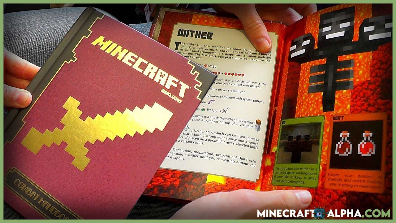 Minecraft GuideBook Mod 1.17.1/1.16.5 (Minecraft Book API and Library)