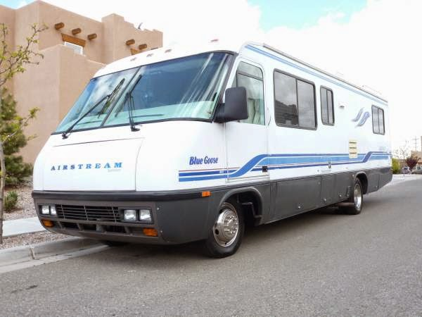 used rvs 1996 airstream land yacht for sale by owner. Black Bedroom Furniture Sets. Home Design Ideas
