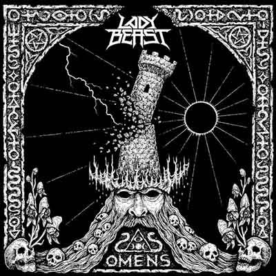 """Το ep των Lady Beast """"Omens"""""""