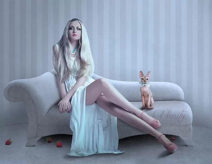 Цифровая живопись. Andreea Bianca Grigore