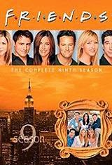 Friends Temporada 9