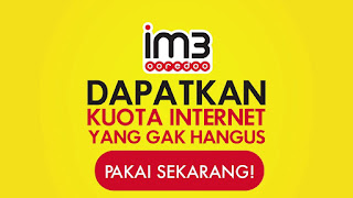 Cara Membeli Masa Aktif Kuota Internet Indosat Terbaru 2019