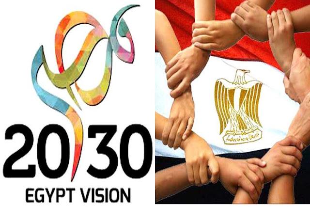 استراتيجية التنمية المستدامة - رؤية مصر 2030