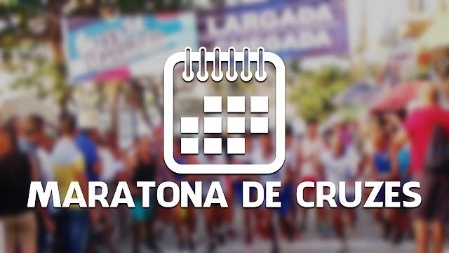 MARATONA DE CRUZES