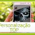 TOP PERSONALIZAÇÃO  Caveira | Widget + Nova Launcher