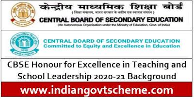Teaching and School Leadership 2020-21