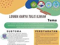 Lomba Karya Tulis Ilmiah Nasional KEMAREHABNAS 2020