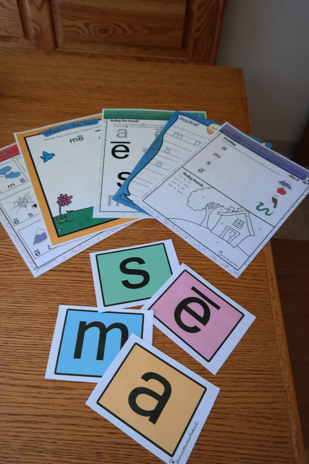 Worksheets Teach Your Child To Read In 100 Easy Lessons Worksheets glimmercat still more worksheets for teach your child to read in since completing lesson 5 we go over the flash cards seen above sounds m a s and long e every morning first t