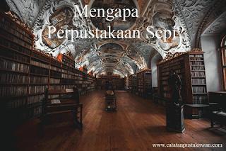 Perpustakaan Sepi Pengunjung