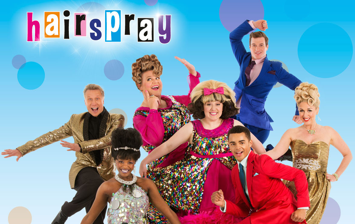 REVIEW: Hairspray at the New Victoria Theatre, Woking ...
