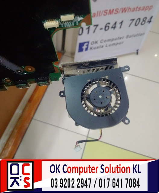 [SOLVED] SERVIS LAPTOP HP PAVILION DV2 | REPAIR LAPTOP CHERAS 6