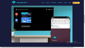 How to Transfer files from Laptop to Android TV