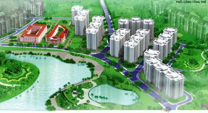 Dự án căn hộ An Hội 3 chung cư Gò Vấp