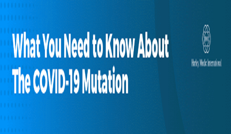 Things You Didn't Know About the Covid-19 Mutation #infographic