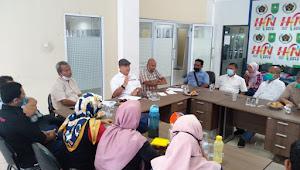 Peserta HPN Provinsi Riau di Pulau Rupat Wajib Lakukan Rapid Test