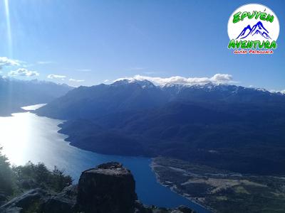 Cerro Currumahuida - Lago Puelo - Ascenso Guía