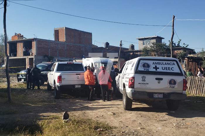 Sicarios ejecutan a 4 personas en Tenencia Morelos de Morelia; Michoacán