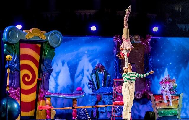 Fabulous Cirque du Soleil in Las Vegas
