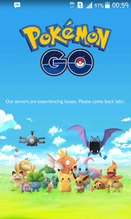 Server Pokemon Go Lagi Rusak - NggoneRonan