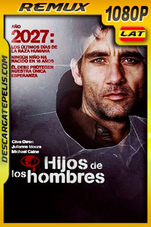 Niños del hombre (2006) 1080p BDRemux Latino – Ingles