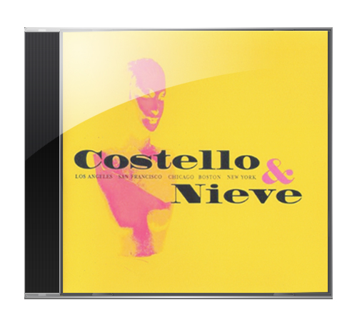 Elvis Costello & Steve Nieve - Costello & Nieve