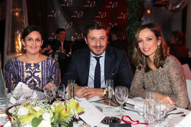 Ana Martin, Juan Peña y Sonia Gonzalez Tarruellas.