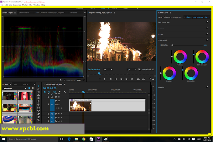 Adobe Premiere Pro CC highly compressed 2019 Download Free