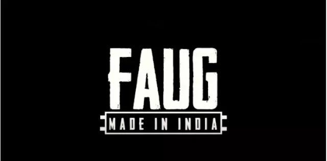 FAUG-made in INDIA-Fearless and United - Guard