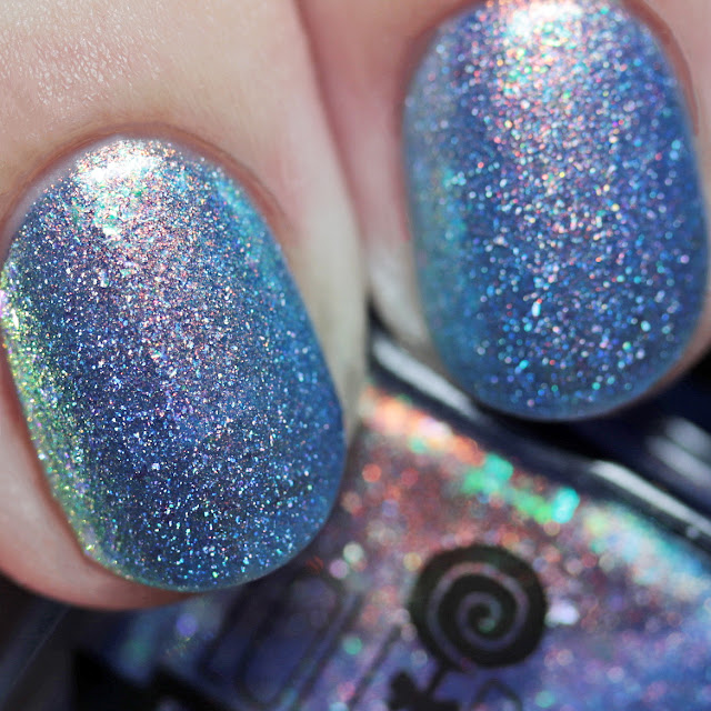 Lollipop Posse Lacquer A Distinct Aura of Dottiness 2.0