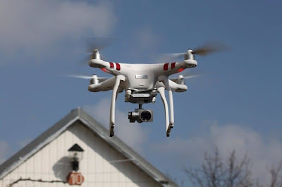 Figure: Can you imagine a world in which drones do everything for us? A drone is a UAV, but do you know what it stands for?