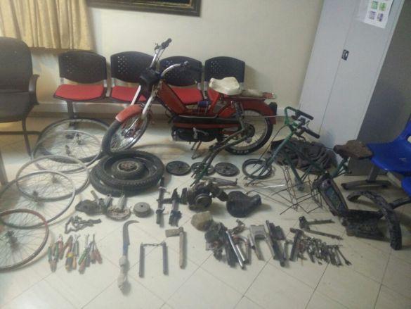 المهدية : أعوان البلدية يفككون الدرّاجات المحجوزة ويفرطون فيها بالبيع !
