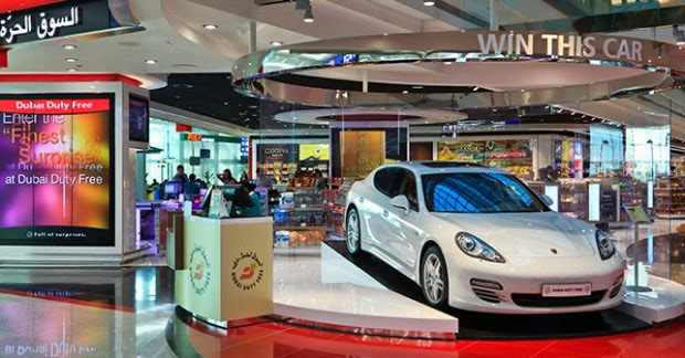 Layover Blues: Things To Do In Dubai International Airport - P S  I