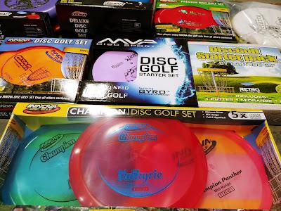 Frisbee Golf Starter Sets