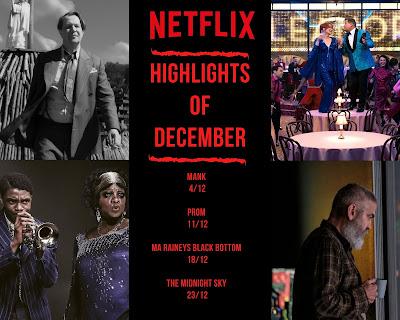 Os 4 Grandes Destaques da Netflix Para Dezembro de 2020
