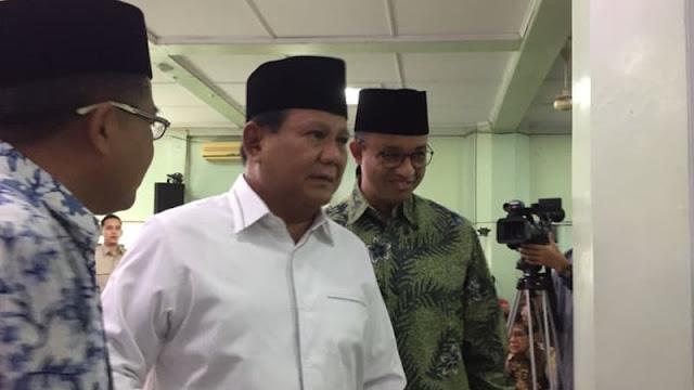 Prabowo: Kekayaan Indonesia Mengalir ke Luar Negeri