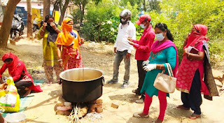 panchayat-repersantative-visit-didi-kitchen
